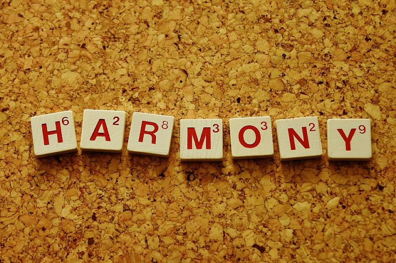 Feeling in Harmony – Your simple journey towards feeling more in Harmony