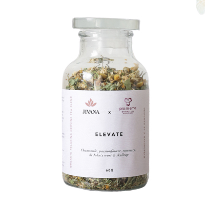 stress and tension organic herbal tea
