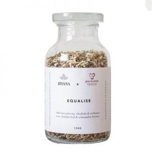 Adaptogen organic tea promemo essences for processing emotions