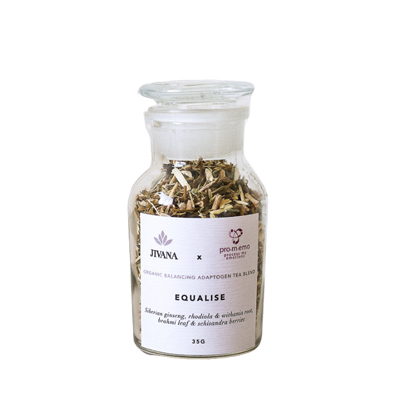 adaptogenic organic tea